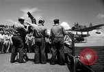 Image of burial Pacific Ocean, 1944, second 26 stock footage video 65675071812