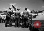 Image of burial Pacific Ocean, 1944, second 28 stock footage video 65675071812