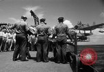 Image of burial Pacific Ocean, 1944, second 30 stock footage video 65675071812