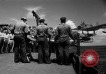 Image of burial Pacific Ocean, 1944, second 31 stock footage video 65675071812