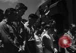 Image of burial Pacific Ocean, 1944, second 33 stock footage video 65675071812