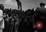 Image of burial Pacific Ocean, 1944, second 38 stock footage video 65675071812