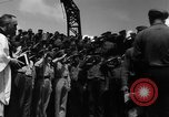 Image of burial Pacific Ocean, 1944, second 39 stock footage video 65675071812