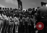 Image of burial Pacific Ocean, 1944, second 41 stock footage video 65675071812