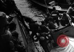 Image of Japanese amphibious assault on Pacific island Pacific Theater, 1941, second 4 stock footage video 65675071821