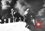 Image of Japanese amphibious assault on Pacific island Pacific Theater, 1941, second 12 stock footage video 65675071821