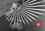 Image of Japanese amphibious assault on Pacific island Pacific Theater, 1941, second 22 stock footage video 65675071821