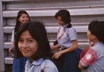 Image of flood relief Vietnam, 1966, second 50 stock footage video 65675071832