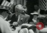 Image of Barry Goldwater 1964 presidential campaign California United States USA, 1964, second 20 stock footage video 65675071842