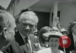 Image of Barry Goldwater 1964 presidential campaign California United States USA, 1964, second 23 stock footage video 65675071842
