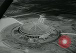 Image of Astrodome under construction Houston Texas USA, 1964, second 14 stock footage video 65675071844