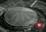 Image of Astrodome under construction Houston Texas USA, 1964, second 15 stock footage video 65675071844