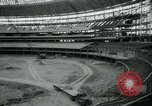 Image of Astrodome under construction Houston Texas USA, 1964, second 17 stock footage video 65675071844