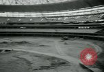 Image of Astrodome under construction Houston Texas USA, 1964, second 19 stock footage video 65675071844