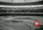 Image of Astrodome under construction Houston Texas USA, 1964, second 21 stock footage video 65675071844