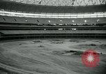 Image of Astrodome under construction Houston Texas USA, 1964, second 23 stock footage video 65675071844
