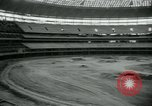 Image of Astrodome under construction Houston Texas USA, 1964, second 24 stock footage video 65675071844
