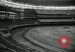 Image of Astrodome under construction Houston Texas USA, 1964, second 26 stock footage video 65675071844