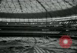 Image of Astrodome under construction Houston Texas USA, 1964, second 27 stock footage video 65675071844