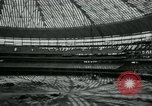 Image of Astrodome under construction Houston Texas USA, 1964, second 28 stock footage video 65675071844