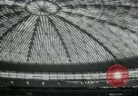 Image of Astrodome under construction Houston Texas USA, 1964, second 29 stock footage video 65675071844
