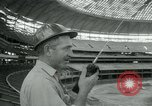 Image of Astrodome under construction Houston Texas USA, 1964, second 38 stock footage video 65675071844