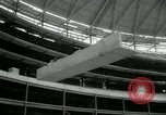 Image of Astrodome under construction Houston Texas USA, 1964, second 43 stock footage video 65675071844