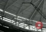 Image of Astrodome under construction Houston Texas USA, 1964, second 45 stock footage video 65675071844