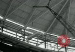 Image of Astrodome under construction Houston Texas USA, 1964, second 47 stock footage video 65675071844