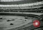 Image of Astrodome under construction Houston Texas USA, 1964, second 56 stock footage video 65675071844