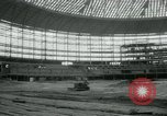 Image of Astrodome under construction Houston Texas USA, 1964, second 57 stock footage video 65675071844