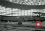 Image of Astrodome under construction Houston Texas USA, 1964, second 58 stock footage video 65675071844