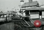Image of entertainment Coney Island New York USA, 1918, second 35 stock footage video 65675071847