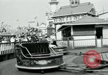 Image of entertainment Coney Island New York USA, 1918, second 36 stock footage video 65675071847