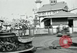 Image of entertainment Coney Island New York USA, 1918, second 40 stock footage video 65675071847