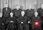 Image of supreme court justices United States USA, 1953, second 26 stock footage video 65675071882