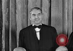 Image of supreme court justices United States USA, 1953, second 55 stock footage video 65675071882