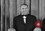 Image of supreme court justices United States USA, 1953, second 56 stock footage video 65675071882