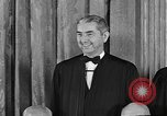 Image of supreme court justices United States USA, 1953, second 58 stock footage video 65675071882