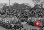 Image of birthday review Berlin Germany, 1939, second 9 stock footage video 65675071887