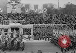 Image of birthday review Berlin Germany, 1939, second 15 stock footage video 65675071887