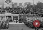 Image of birthday review Berlin Germany, 1939, second 16 stock footage video 65675071887