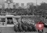 Image of birthday review Berlin Germany, 1939, second 19 stock footage video 65675071887