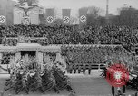 Image of birthday review Berlin Germany, 1939, second 21 stock footage video 65675071887