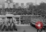 Image of birthday review Berlin Germany, 1939, second 22 stock footage video 65675071887