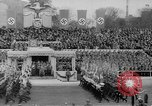 Image of birthday review Berlin Germany, 1939, second 24 stock footage video 65675071887