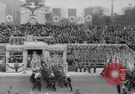 Image of birthday review Berlin Germany, 1939, second 27 stock footage video 65675071887