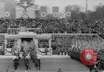 Image of birthday review Berlin Germany, 1939, second 28 stock footage video 65675071887