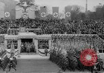 Image of birthday review Berlin Germany, 1939, second 30 stock footage video 65675071887