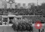 Image of birthday review Berlin Germany, 1939, second 32 stock footage video 65675071887